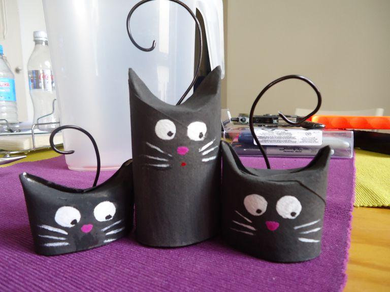 Gatos De Carton