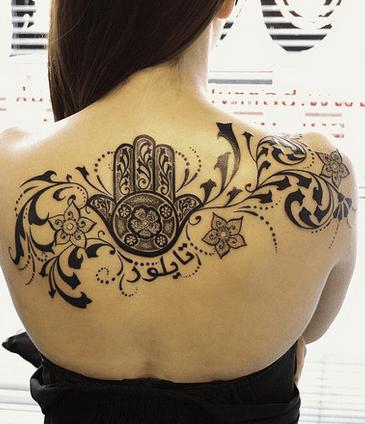 Significado De Tatuajes Con Símbolos Africanos