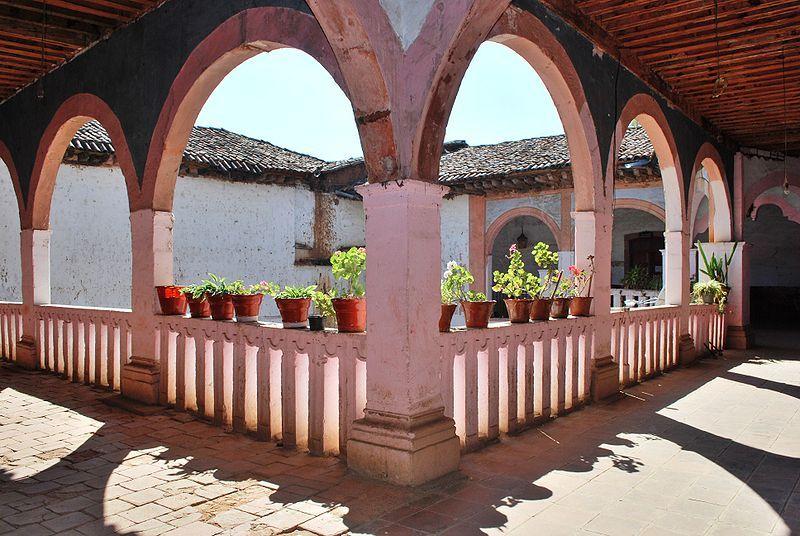 Palacio de Huitzeméngari