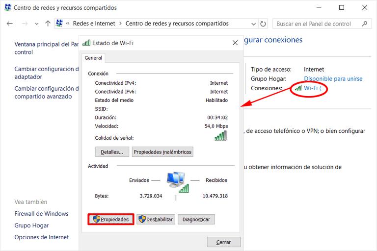 Cambiar-DNS-Windows10-8-81