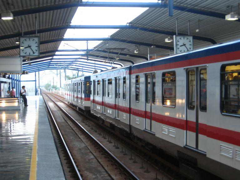 El metro de Monterrey, Nuevo León, México es propulsado por basura, energía de biomasa.