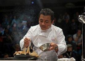 Chef Héctor Solís