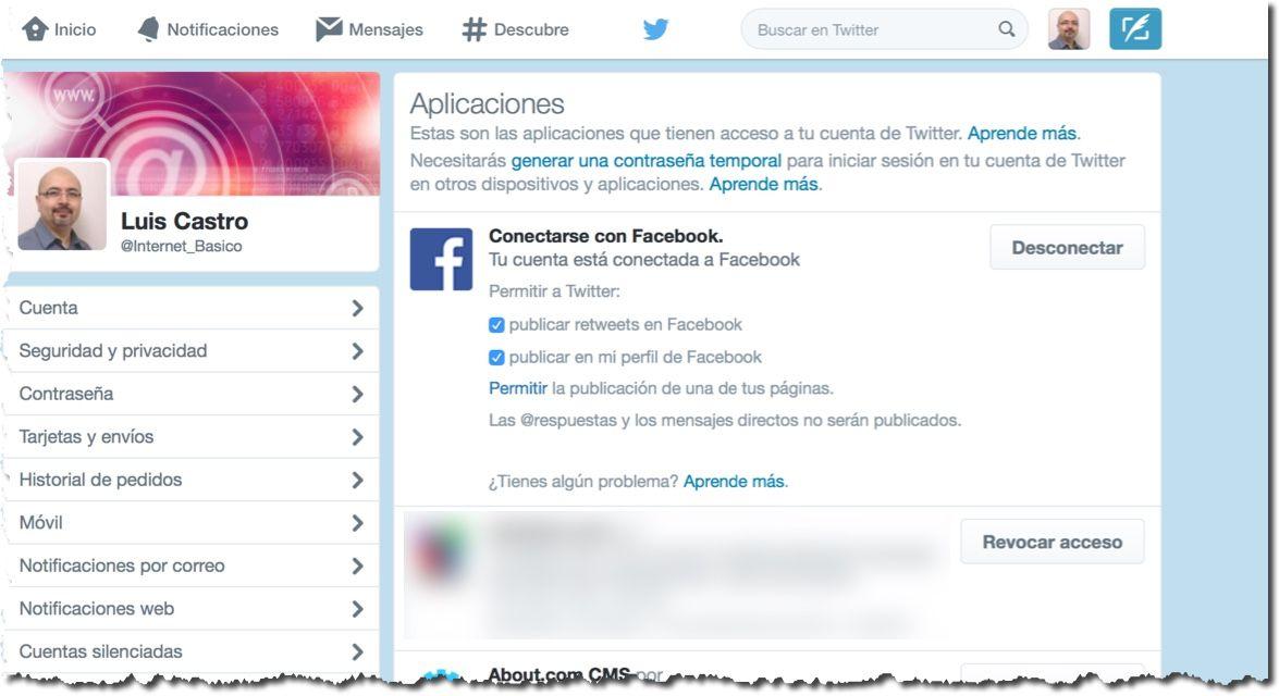 conectar a facebook