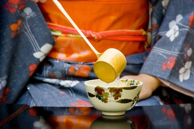 Tipos de té japonés