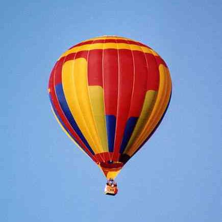 Festival de globos aeroestáticos