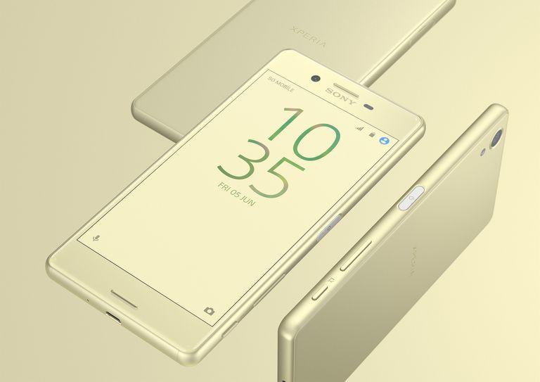 Los Sony Xperia X Performance y Xperia X próximamente en Estados Unidos