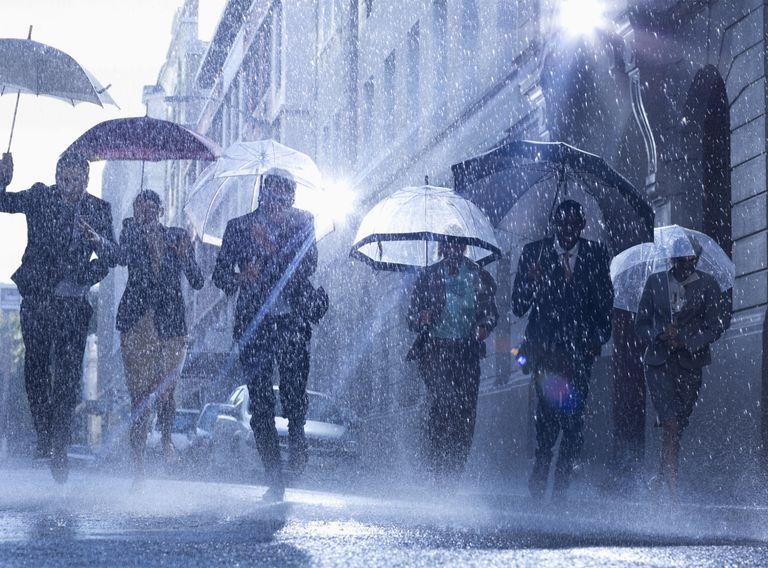 El fenómeno climático El Niño o la Oscilación del Sur
