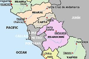 Lima y sus Provincias