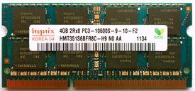 PC3-10600 DDR3 SO-DIMM