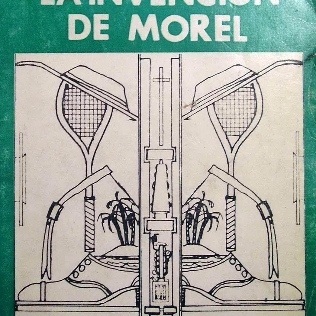 La invencion de Morel de Adolfo Bioy Casares