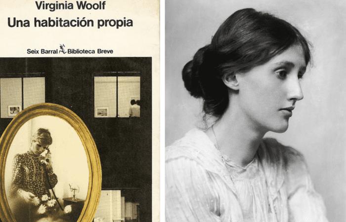'Una habitación propia' de Virginia Woolf