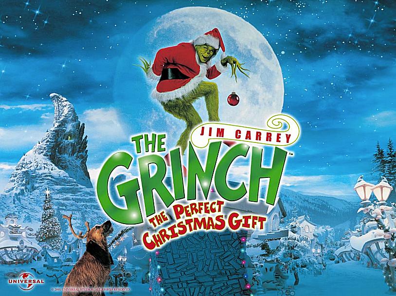Película de navidad: el grinch