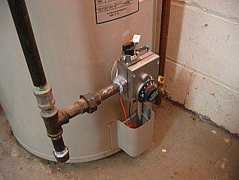 Ensamblaje de la válvula de control de gas