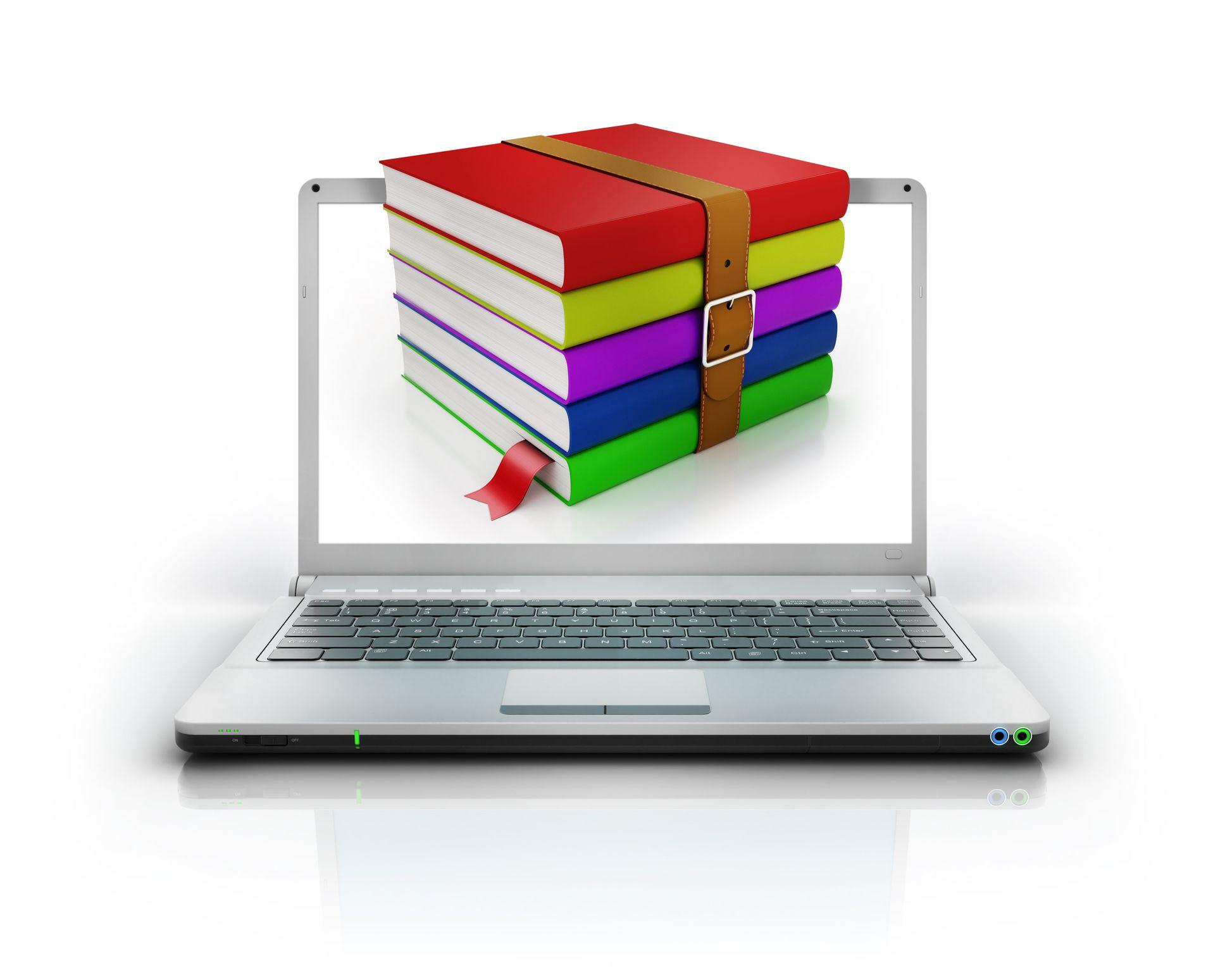 Comprimir y descomprimir archivos