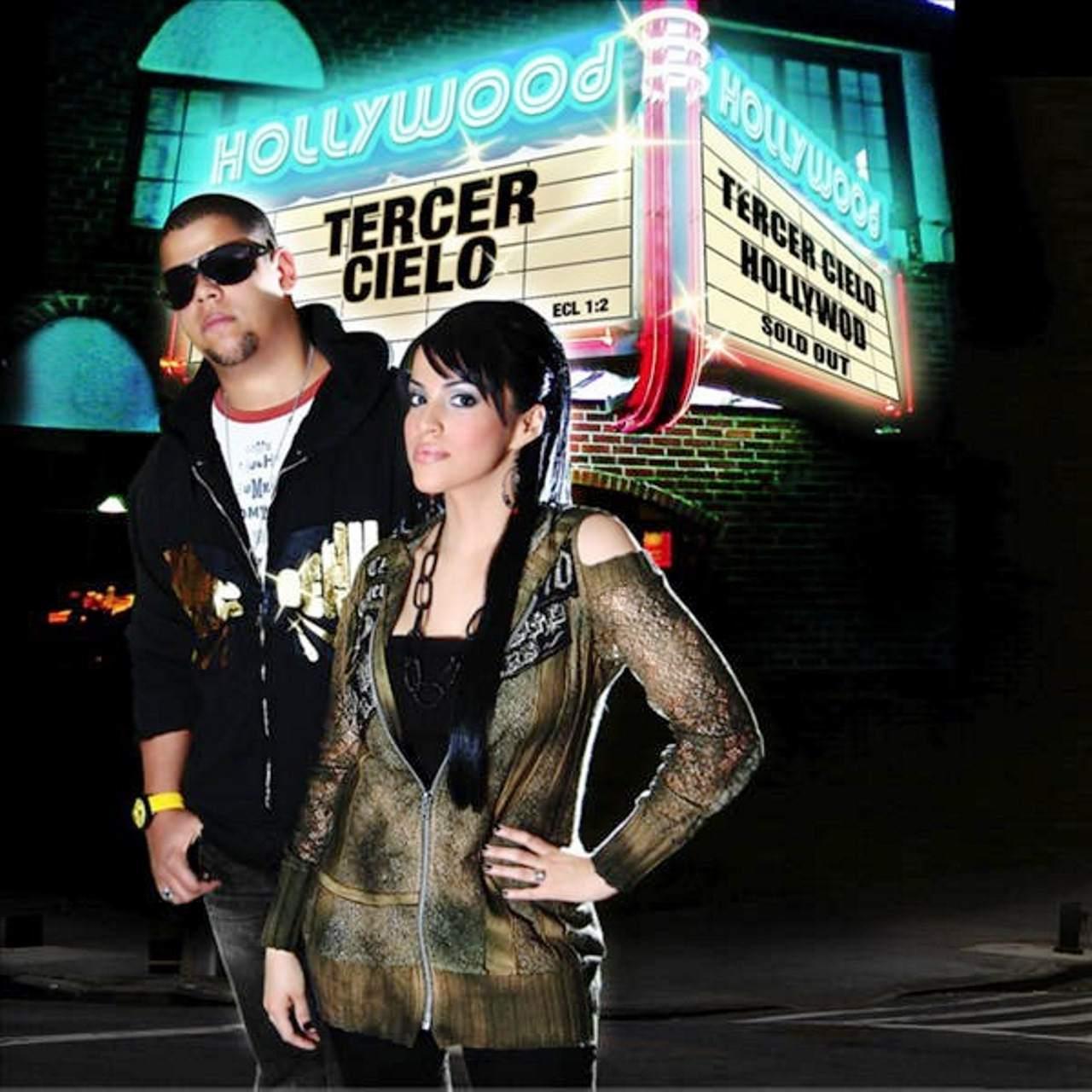 Dúo Tercer Cielo, álbum Hollywood