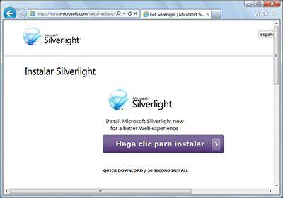 Plugin-Silverlight