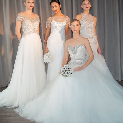 badgley mischka, diseñador de vestidos de novia – biografía básica e