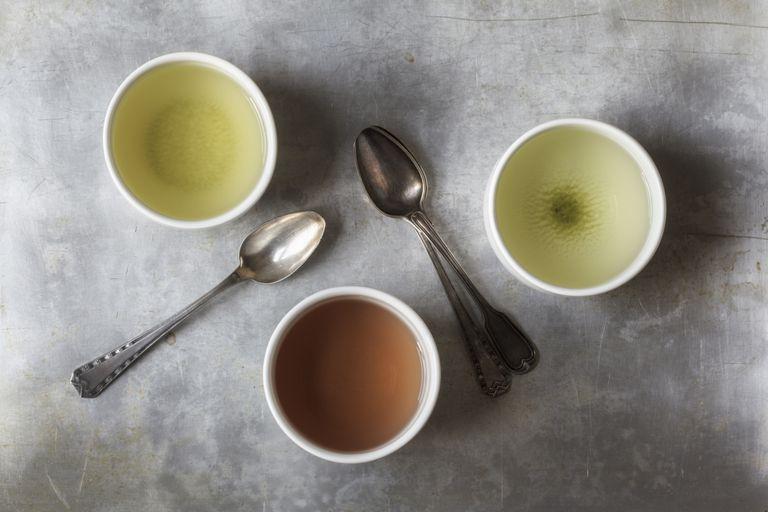 Qué tipo de té tiene más flúor