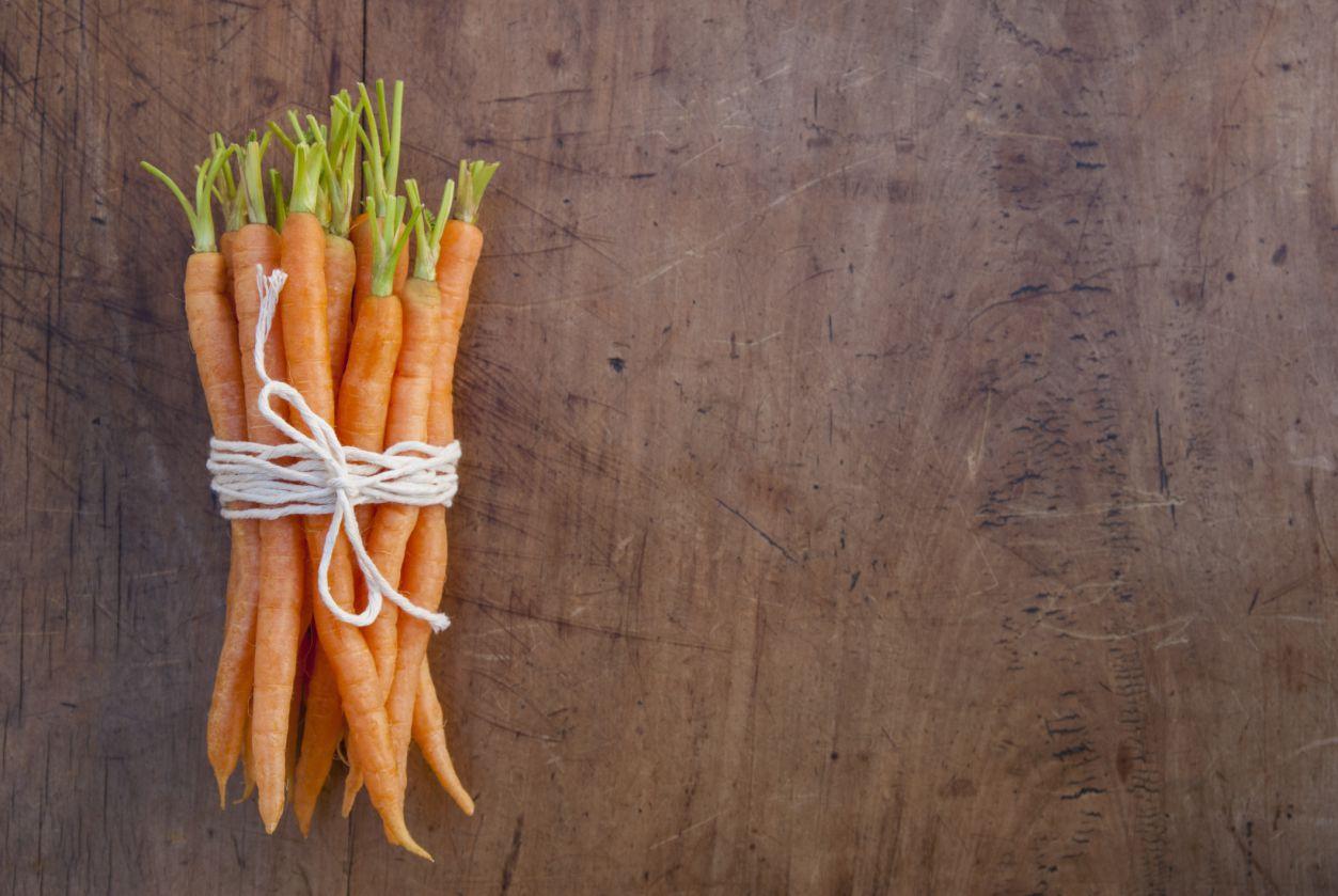Dieta depurativa de zanahorias