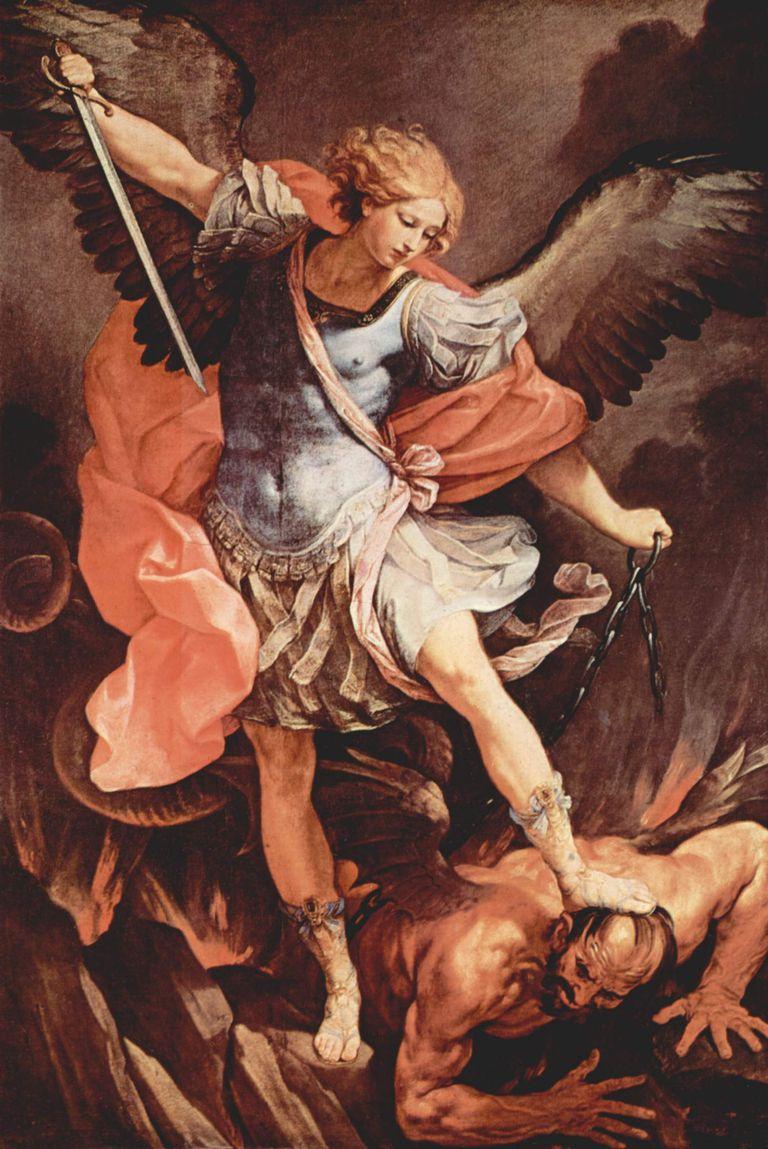 San Miguel Arcángel por Guido Reni