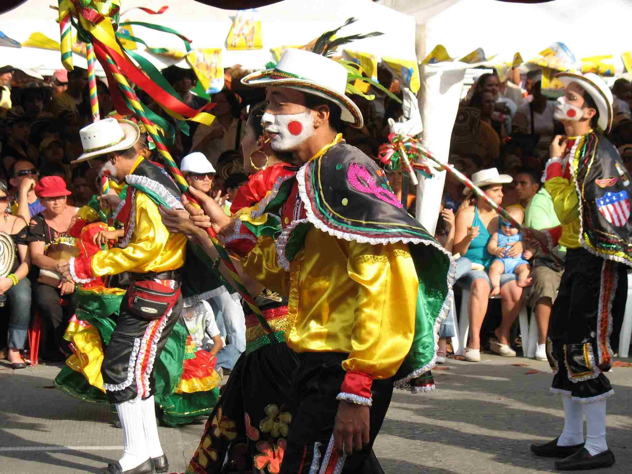 Garabato Carnaval de Barranquilla