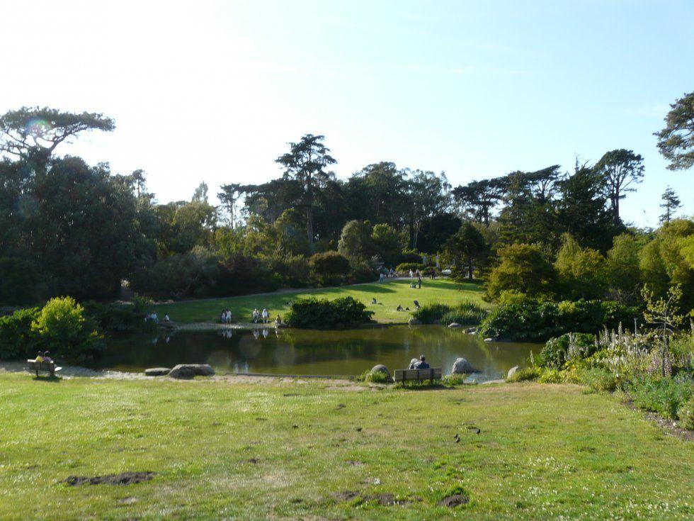 El Jardín Botánico de San Francisco
