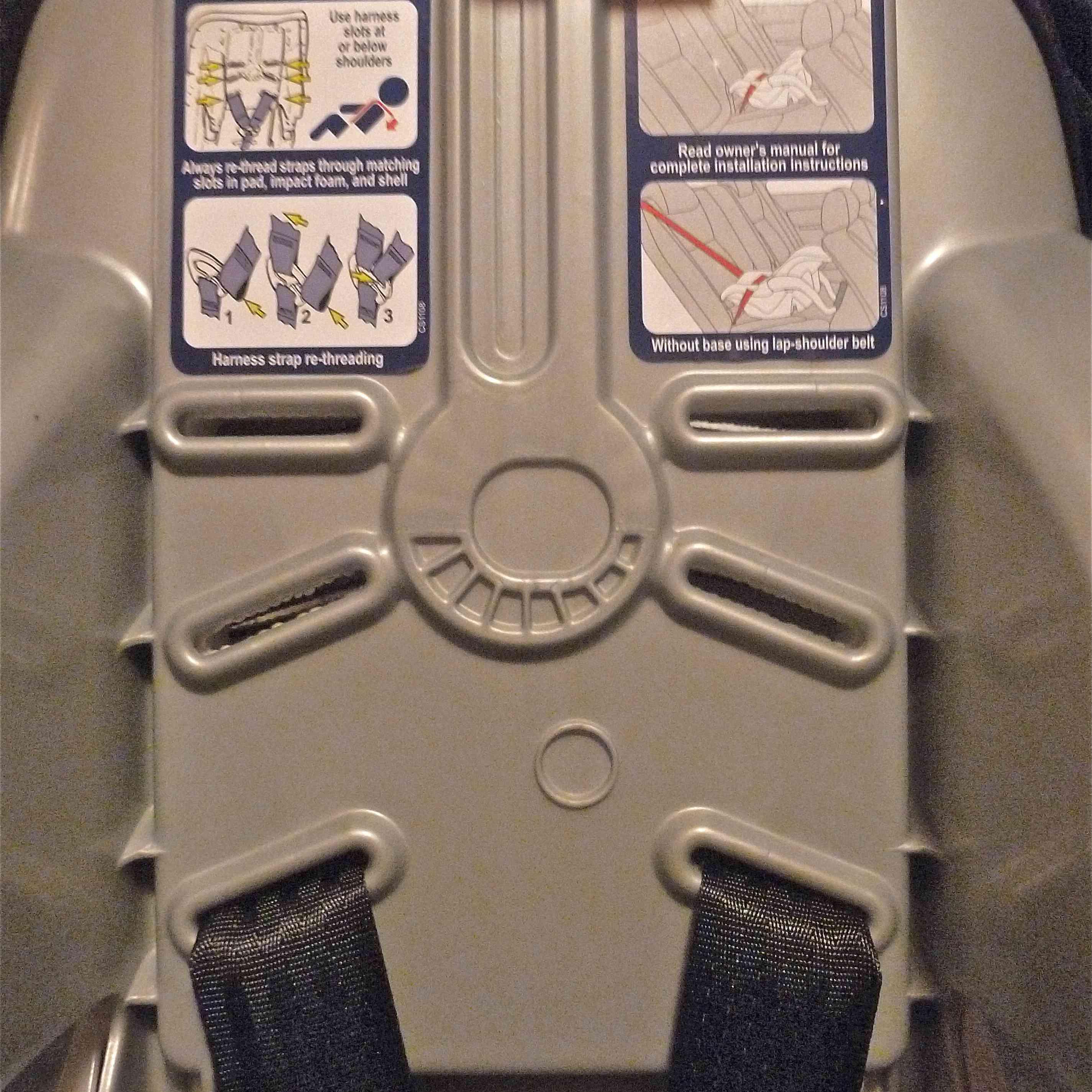 Sillas de auto para bebés