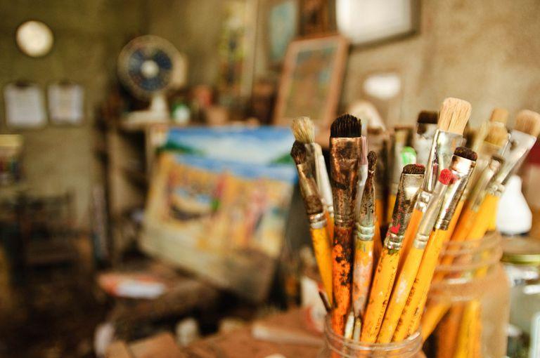 Vivir arte ser artista