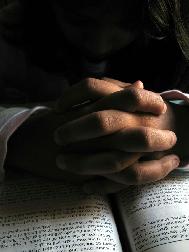 La Biblia y la oracion