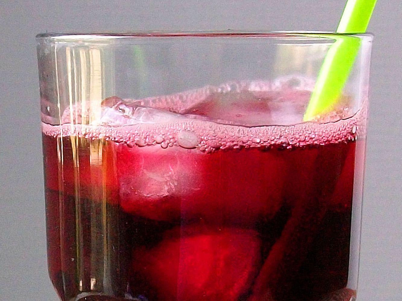dieta con agua de jamaica