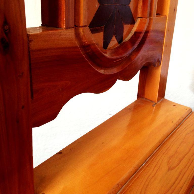Tipos de madera para muebles y construcción
