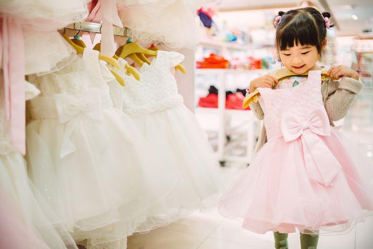 Correspondencia Entre Tallas De Ropa Para Niños Y Niñas