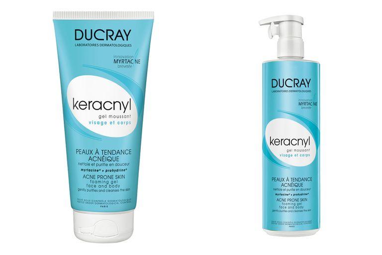 Ducray Keracnyl Gel Limpiador