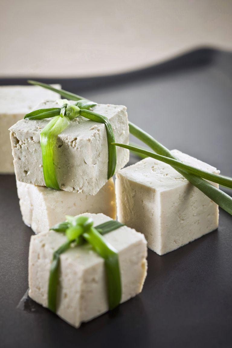 Tofu y soja y omega 3