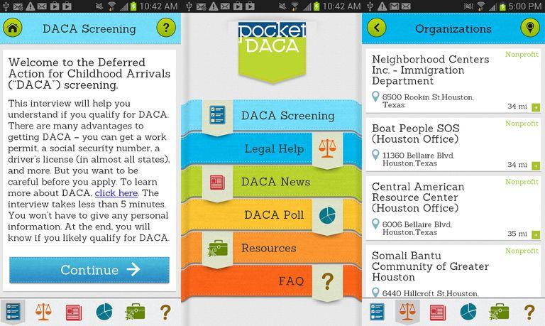 Pocket DACA