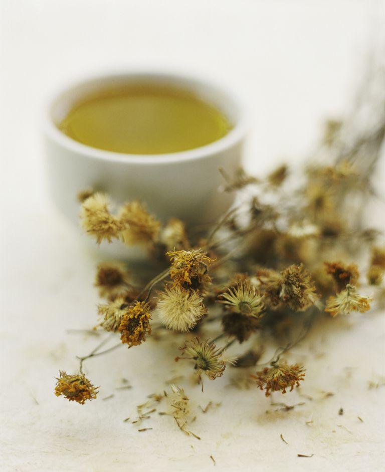 Infusión o té de Arnica montana