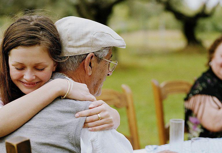 La relación con los abuelos