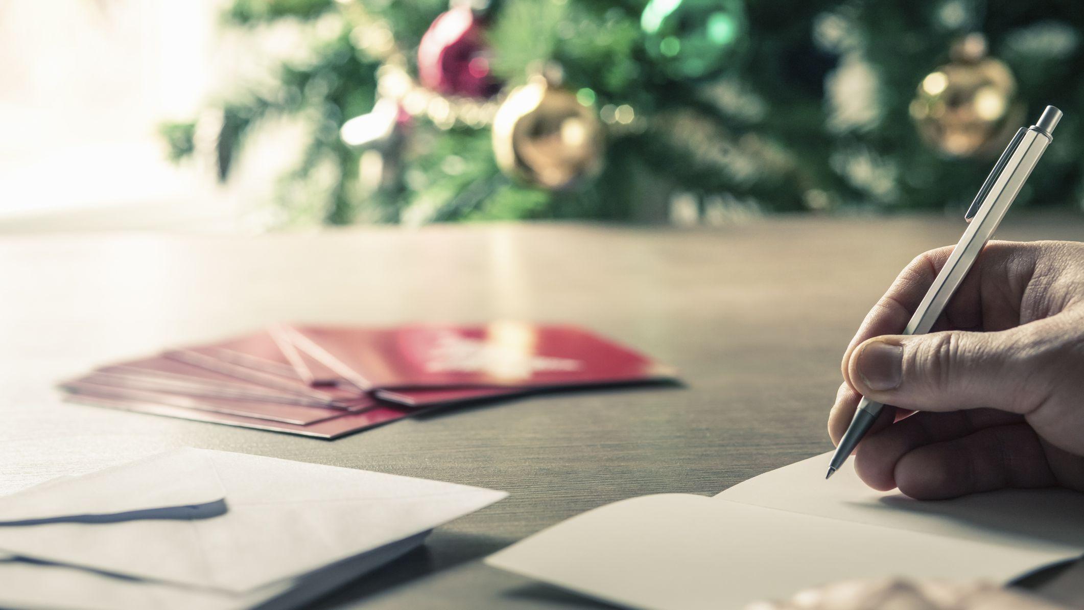Deseos De Navidad En Inglés