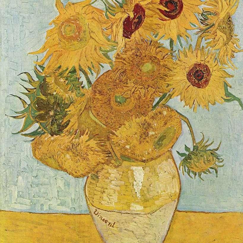 Vincent van Gogh, Girasoles