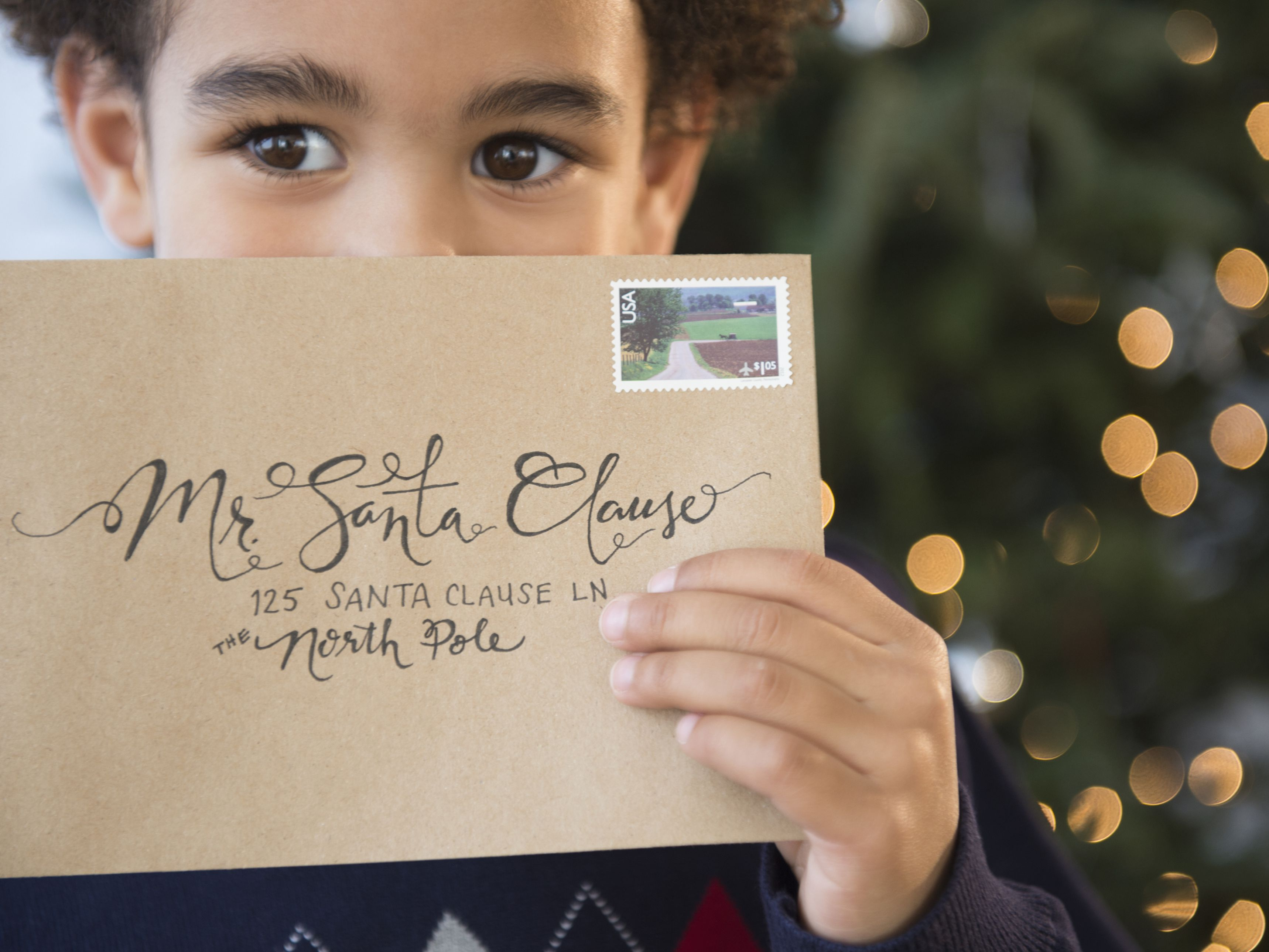 Aprende A Escribir Una Carta A Santa Claus En Inglés